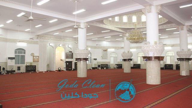 شركة تنظيف مساجد بالرياض 0552398100 طريقة تنظيف المساجد بالرياض